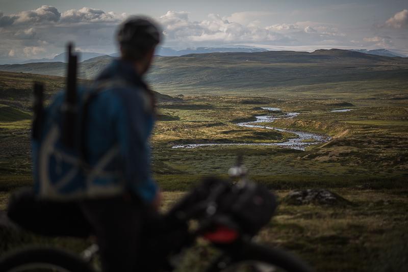 On Hardangervidda.