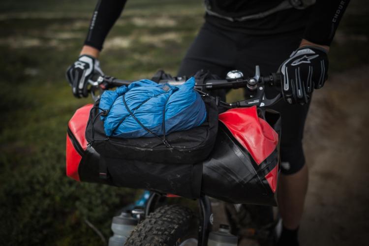 Cool gear: Revelate Designs Handle Bar Harness.