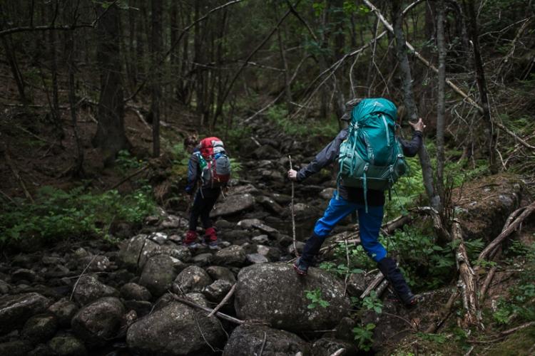 2014.06.25–07.15 Norge på tvers til fots Porsgrunn–Lysebotn0125
